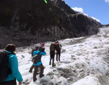 Living a Kiwi Life – Ep. 14 – Fox Glacier