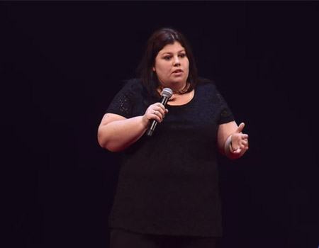 Urzila Carlson at TEDxAuckland