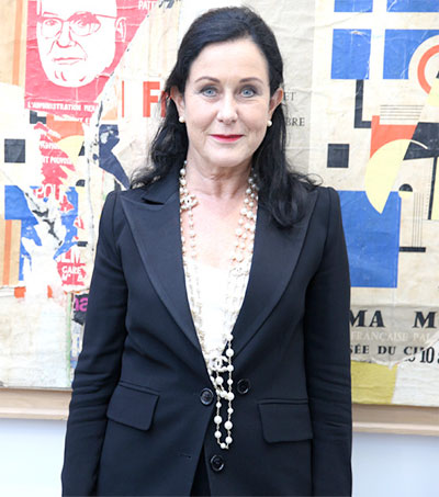 Jennifer Flay Helping Inject New Life into French Art Scene