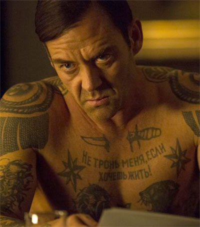 Marton Csokas Menacing in The Equalizer Opposite Denzel Washington