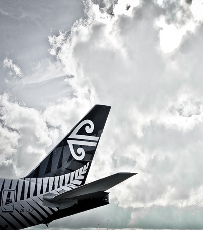 "Air NZ has ""Coolest Airline Paint Job in the World"""