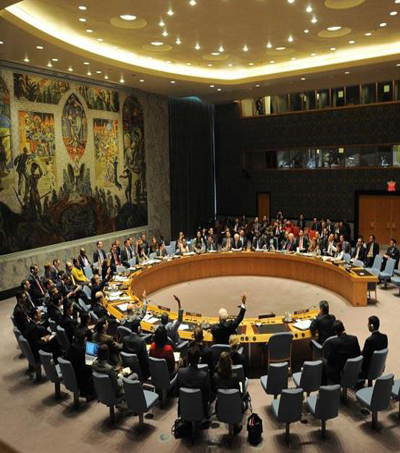 NZ Wins Security Council Seat