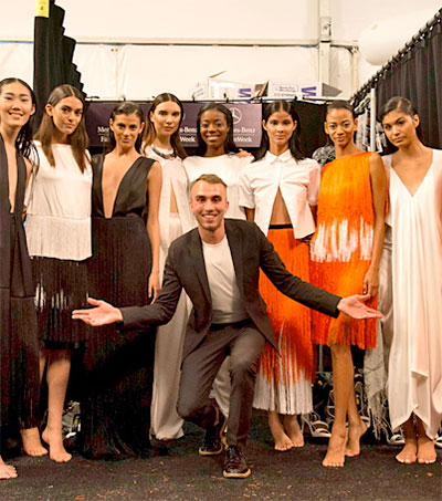 Designer Sean Kelly Wins Project Runway Season 13