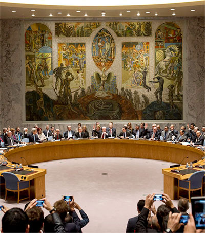 New Zealand Wins Seat on UN Security Council