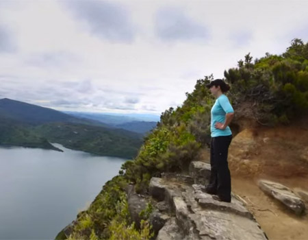 Living a Kiwi Life – Ep. 21 – Lake Waikaremoana