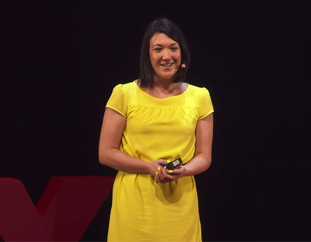 Rachel Callander at TEDxAuckland