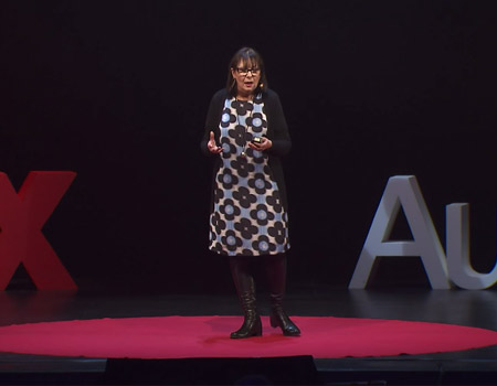 Catherine Bell at TEDxAuckland