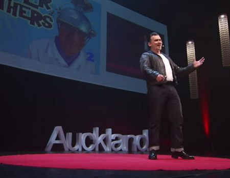 Luke Nola at TEDxAuckland