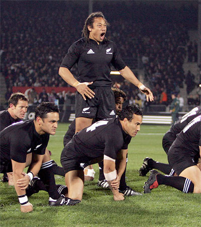 How New Zealand Nearly Ditched the Haka