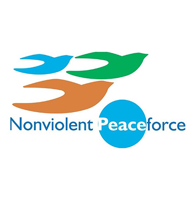 Nonviolent Peaceforce Worker Maria Duncan Flies into S Sudan