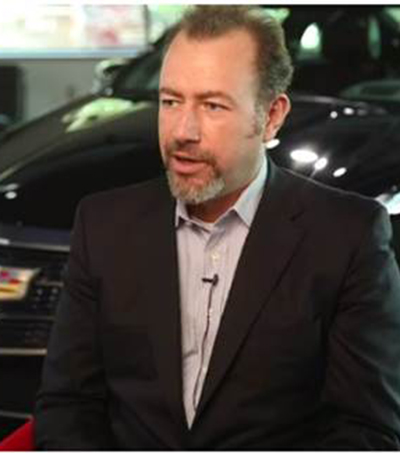 General Motors Dan Ammann Drives for Change