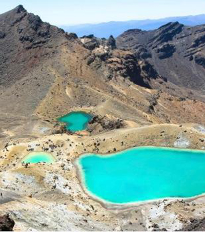 Tongariro Crossing One of the World's Best One Day Walks