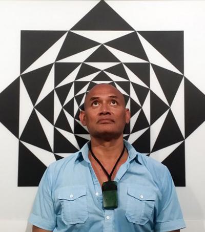 Uili Lousi's Sacred Geometry and Leap of Faith
