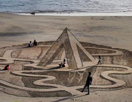 Kiwi 3D Beach Artists