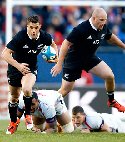 New Zealand Entrenched as World Cup Favourites