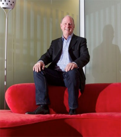 Brand NZ Needs a Push, Says Brian Sweeney