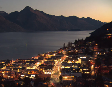 Summer in Queenstown