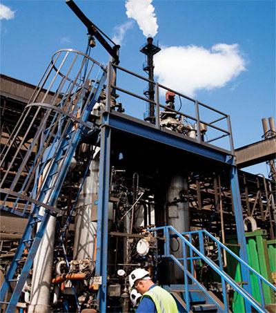 Carbon Converter LanzaTech Has Significant Global Potential
