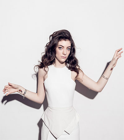 Lorde Finds Sisterhood with Katniss in Mockingjay Songs