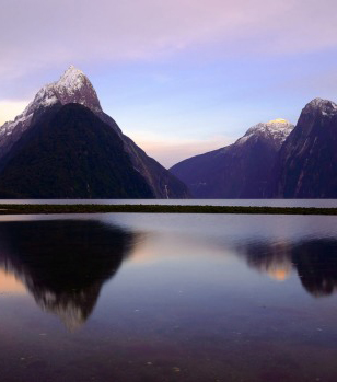 New Zealand Named Best Tourist Destination