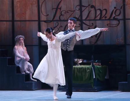 Royal New Zealand Ballets Vodafone Season of a Christmas Carol