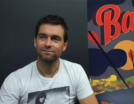 Banshee Season 3 – Antony Starr Interview
