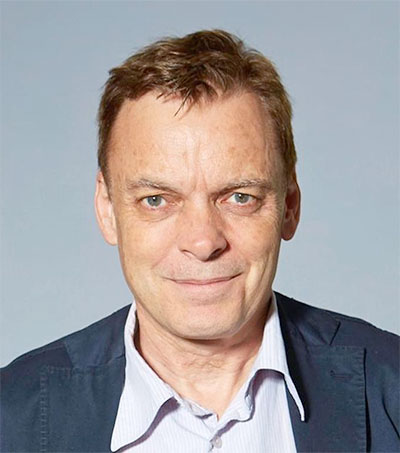 Graeme Simsion and Wife Anne Buist Literary Double Act
