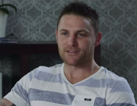 Up Close And Personal – Brendon McCullum