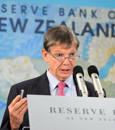 RBNZ Wins Central Bank Of The Year Award