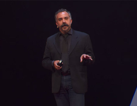 Vaughan Rowsell at TEDxAuckland