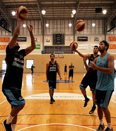 Breakers a Basketball Outlier With an Inside Track