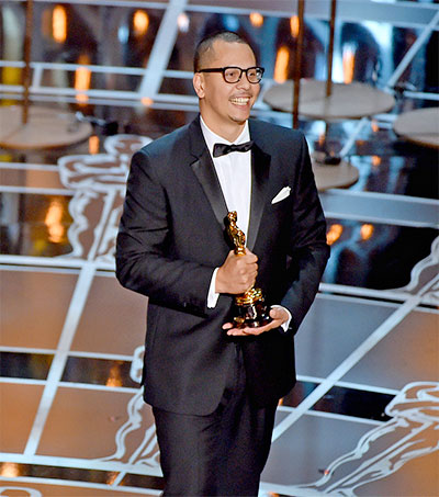 New Zealander James Lucas Wins Oscar for Short Film