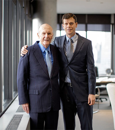 Julian Robertson's Legacy from Hedge Funds to NZ