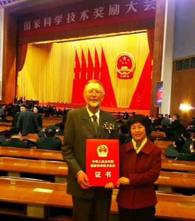 New Zealand Hails Expert For Crowned Chinese Scientist Award