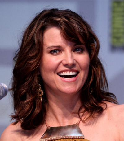 Lucy Lawless Joins 'Ash Vs. Evil Dead'