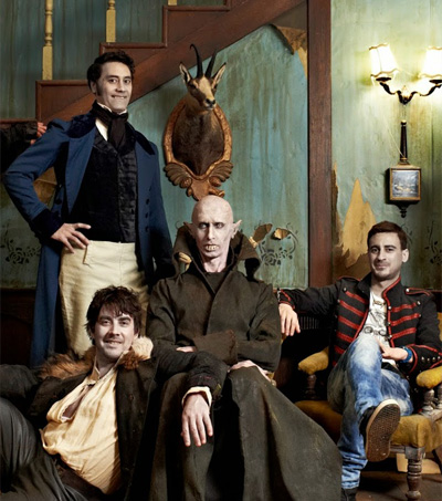 """What We Do in the Shadows"" at the Top of the Pack"