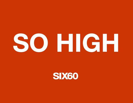 Six60 – So High