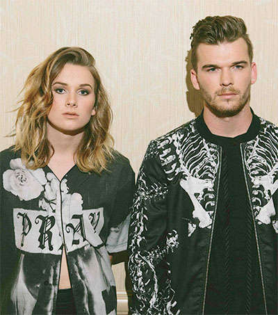 Broods' Georgia Nott Can't Deny Her Pop Roots
