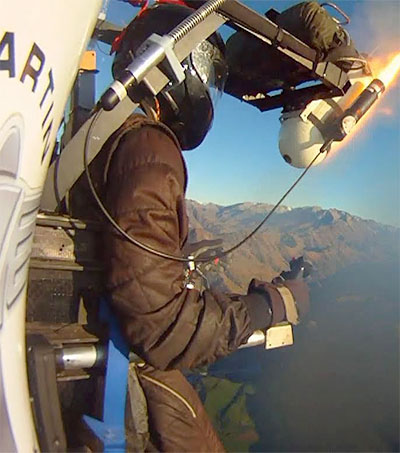Glenn Martin's Jetpack Dream Achieves IPO Liftoff