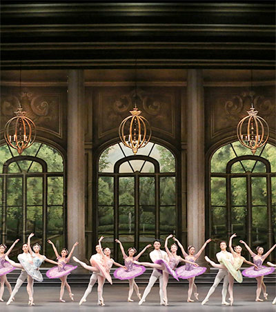 Costume Designer Tracy Lord Awakens Singapore Corps De Ballet