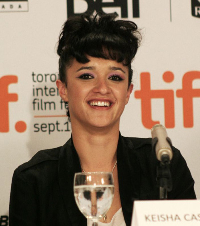 Keisha Castle-Hughes Starring in Game of Thrones Season Five