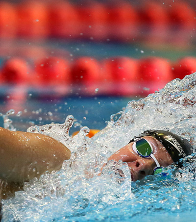 Sophie Pascoe Breaks Paralympic World Record at New Zealand Open