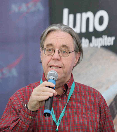 Astrophysicist David Stevenson Elected Cornell Professor-At-Large