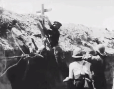 Gallipoli Film Restored By Peter Jackson