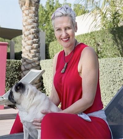 Dubai-Based Designer Judith Hobby's Opens Her Home