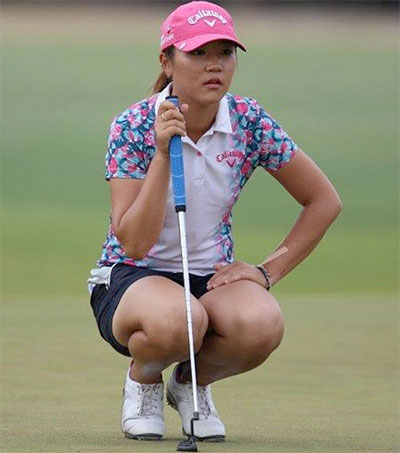 Lydia Ko Budding Superstar of Women's Golf
