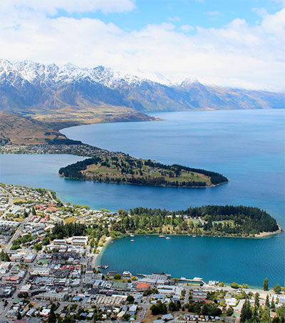 Queenstown One of the New York Times' Top Trips