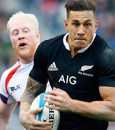 All Blacks Thrashing of USA Eagles a Big Money-Spinner