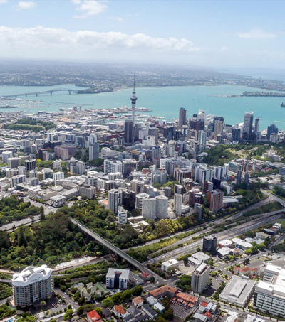 New Zealand Property Boom Attracts Overseas Buyers