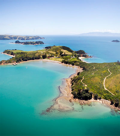 Rotoroa Island a Bold Wildlife Experiment